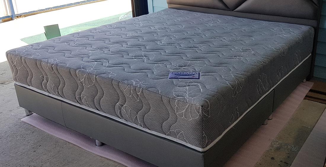 รูป ที่นอนยางพาราอัดแน่น 100% เกรดเอ ราคาถูกจริง fhn-11 ที่ 2