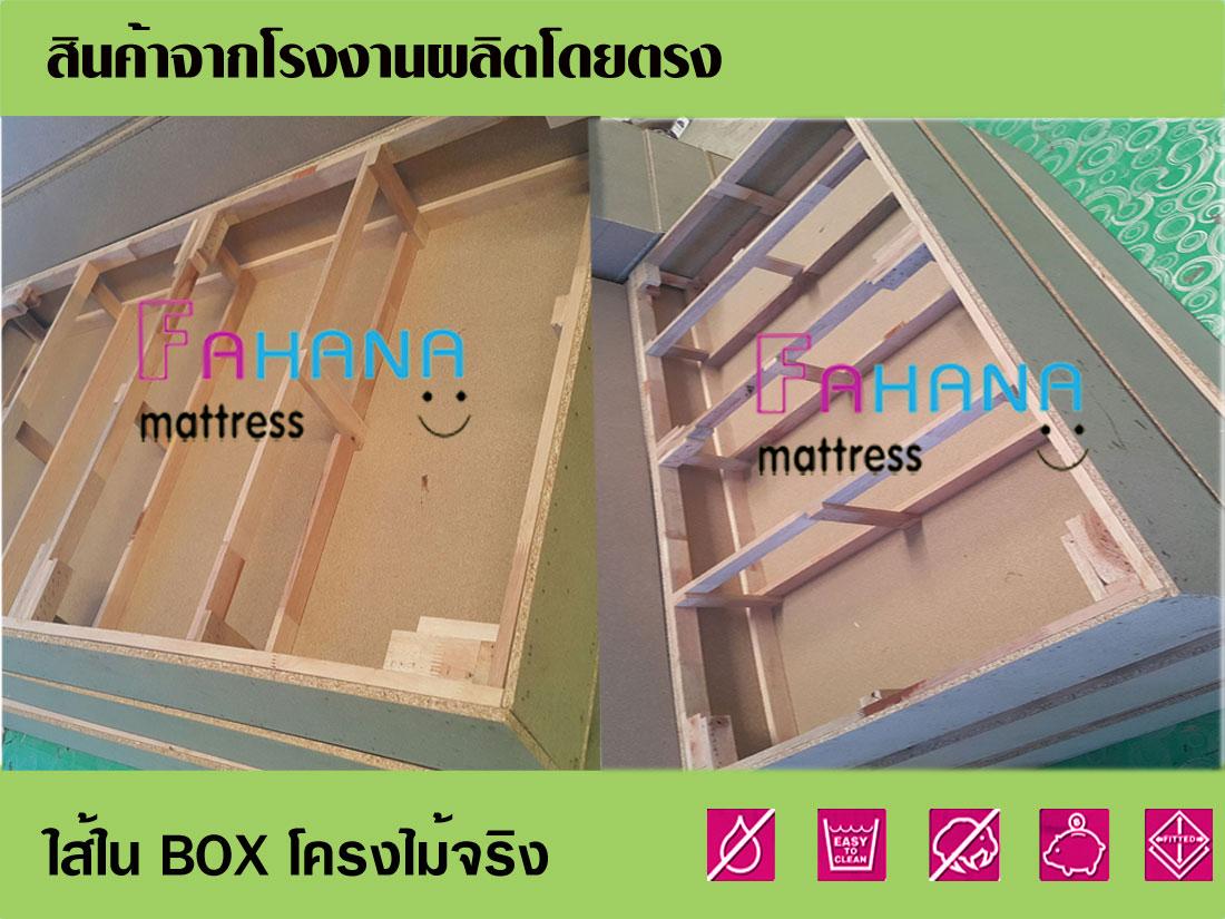 รูป เตียงบล็อคโรงแรมหุ้มหนัง หัวลายล่อง fhn-47 ที่ 2